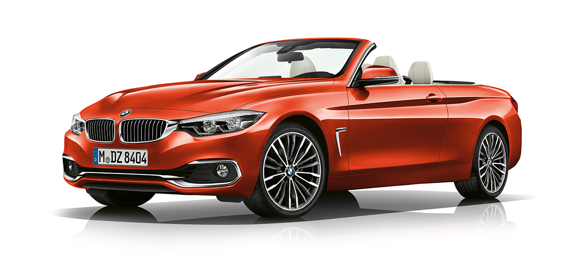 BMW 4 Series Convertible: At a glance