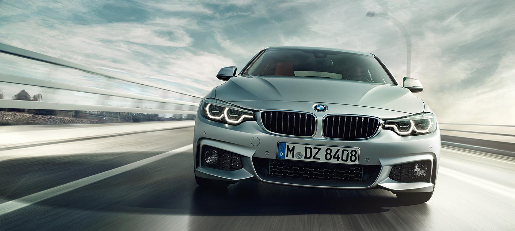 BMW 4 Series Gran Coupé: At a glance