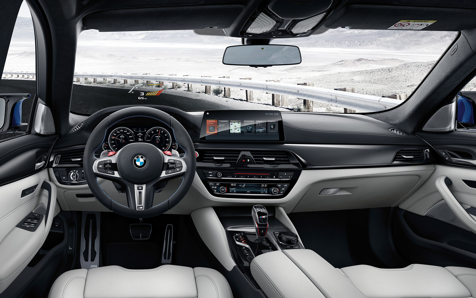 Bmw M5 With M Xdrive Images Videos